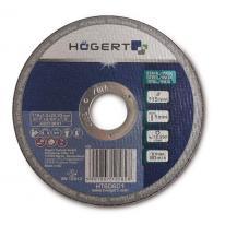 Tarcza korundowa do cięcia metalu HT6D601 Hogert