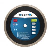 Tarcza diamentowa ciagła 230 mm HT6D706 Hogert