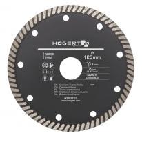 Tarcza diamentowa super thin 125 mm HT6D712 Hogert
