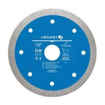 Tarcza diamentowa do glazury 115 mm HT6D721 Hogert