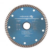 Tarcza diamentowa super thin 200 mm HT6D716 Hogert