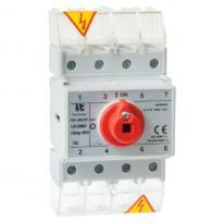 Rozłącznik dla fotowoltaiki RSI-F 4-torowy RSI-4032F W01 Spamel Spamel