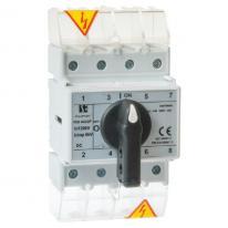 Rozłącznik dla fotowoltaiki RSI-F 4-torowy RSI-4032F W02 Spamel Spamel