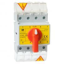Rozłącznik dla fotowoltaiki RSI-F 4-torowy RSI-4032F W03 Spamel Spamel