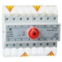 Rozłącznik dla fotowoltaiki RSI-F 8-torowy RSI-8032F W01 Spamel Spamel