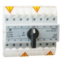 Rozłącznik dla fotowoltaiki RSI-F 8-torowy RSI-8032F W02 Spamel Spamel
