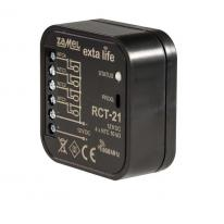 Exta Life - radiowy czujnik temperatury 4-kanałowy RCT-21 Zamel