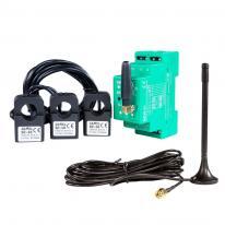 Supla - monitor energii elektrycznej z anteną zewnętrzną Wi-Fi MEW-01/ANT Zamel