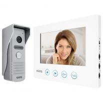 Wideodomofon jednorodzinny EURA SIGMA VDP-35A3 biały Eura-Tech