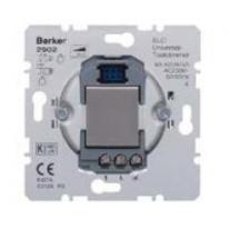 Berker - ściemniacz uniwersalny przyciskowy BLC 2902 Berker