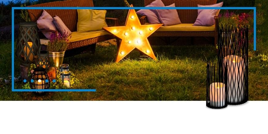 Nowy sezon, nowy ogród, nowe lampy ogrodowe